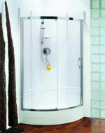 Coram 850 quadrant shower pod