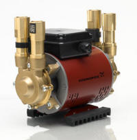 Amazon shower booster pumps from Grundfos Watermill