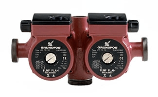 Heating and circulating pumps