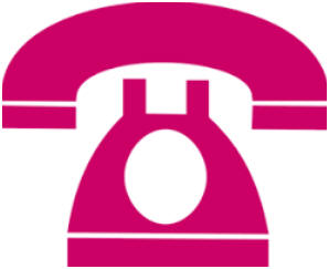 Telephone for friendly assistance and advice