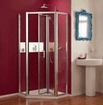 Mira Beam Pentagon shower enclosure