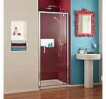 Mira BEAM frameless pivot shower door