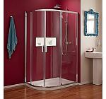 Mira Beam Curved quadrant shower enclosure