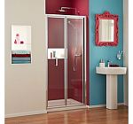 MIRA BEAM bi fold shower door