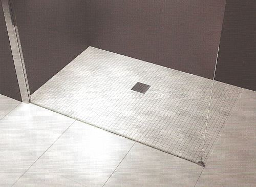 NOVELLINI QUATTRO DECK wet room shower floor formers